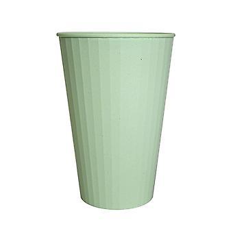 Bambu Fiber Kupa, 380 ml-yeşil