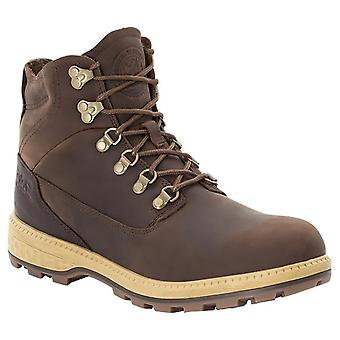 Jack Wolfskin Mens Jack Mid Lace Up Leather Walking Boots