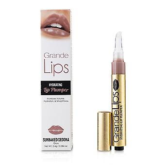 Grandelash Grandelips Hydrating Lip Plumper - # Sunbaked Sedona - 2.4ml/0.08oz