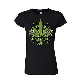 Cypress Hill California Sweet Leaf T-Shirt, women