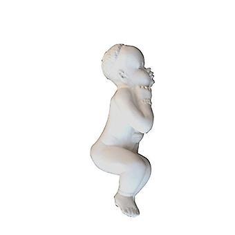 Powertex Plaster Figure - Masai Baby #0178