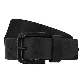 Teal Belt Men's Belt Leather Belt Denim Belt Black 8348