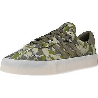 Adidas Originals sport/Sambarose W kleur Platcen schoenen