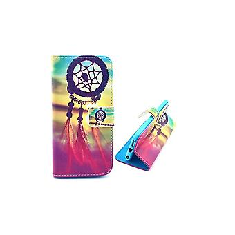 Magnetic Case Pattern Dream Catcher For Apple Iphone 6 4.7