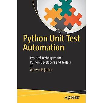 Python unit test Automation av Pajankar