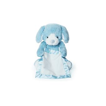 Gund Peek-A-Boo Puppy - Blue