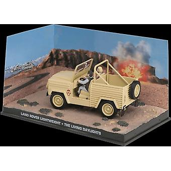 Land Rover 90 Diecast Model Car from James Bond The Living Daylights
