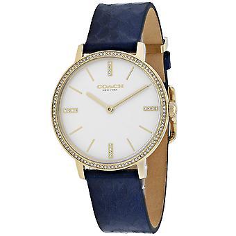 Coach Women's White Dial Watch - 14503351