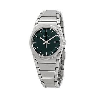 Calvin klein frauen's Uhr, grau 3314