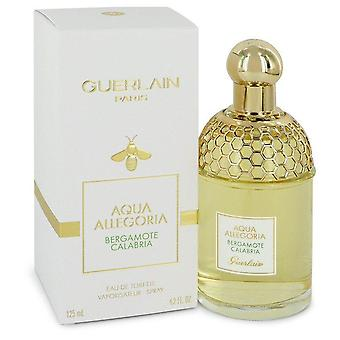 Aqua Allegoria Bergamote Calabria Eau de Toilette spray av Guerlain 546522 125 ml