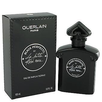 La petite robe noire preto perfecto eau de parfum florale spray por guerlain 540269 100 ml
