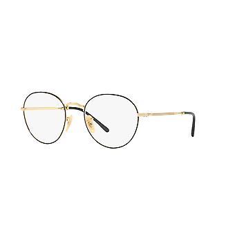 راي بان RB3582V 2946 نظارات الذهب الأسود