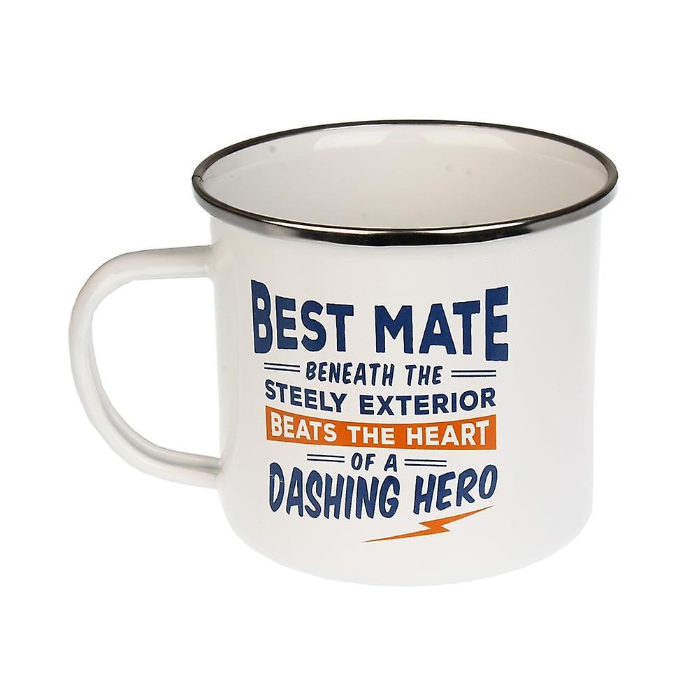 History & Heraldry Best Mate Tin Mug 6