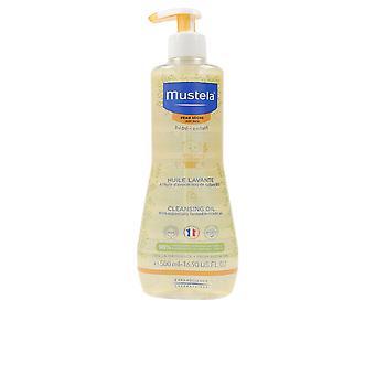 Mustela Bébé Huile Lavante peau Séche 500 ml Unisex