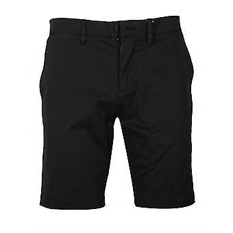 Lacoste Lacoste Slim Fit Pantalón Corto Chino Negro