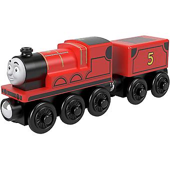 Thomas & Friends - Large Wooden Engines James Toy