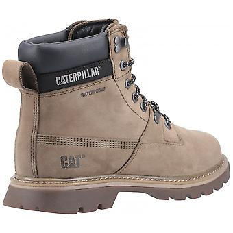 CAT Lifestyle Cat Lifestyle Ryman Waterproof Lace Up Boot Olive