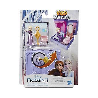 Disney Frozen Frozen 2 Elsa's Bedroom Pop Adventures Playset