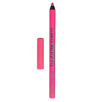 Bourjois Paris Contour Clubbing Eye Liner Waterproof 1.2g Pink About You #58