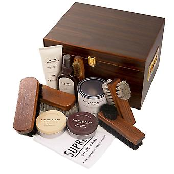 R.M. Williams Luxury Valet Box