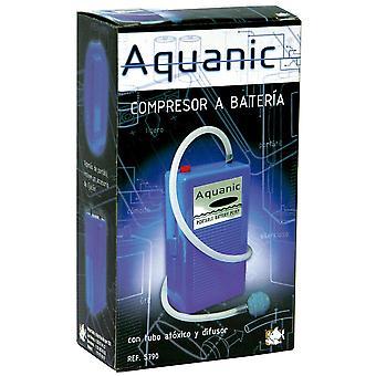 Ica Aquanic Compressor to Battery (Fish , Filters & Water Pumps , Air Compressors)