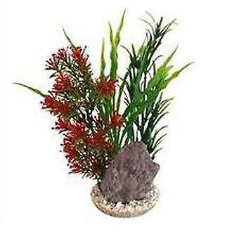 Sydeco Aquaplant Rock Large (Poissons , Décoration , Plantes artificielles)
