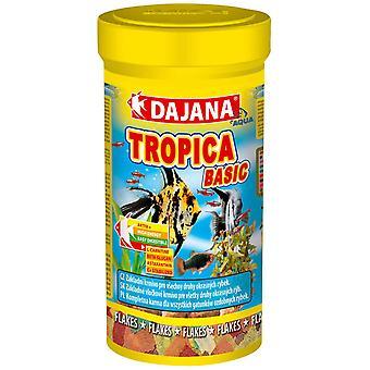Dajana Tropica 1000 Ml (Fish , Food , Warm Water)