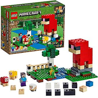 LEGO Minecraft - Villafarmi