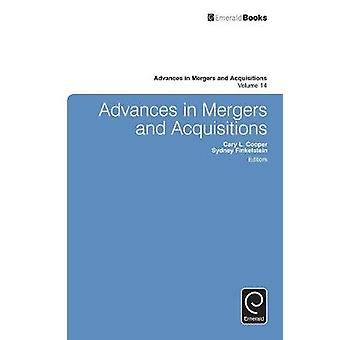 Advances in Mergers  Acquisitions by Finkelstein & Sydney