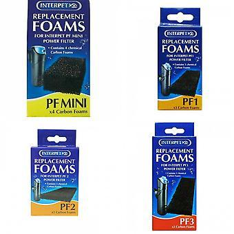 Interpet PF Carbon Foam (Pack Of 3)