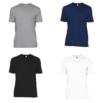Gildan Adults Unisex SoftStyle EZ Print T-paita