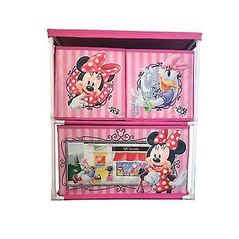Metal toy store shelf Disney Minnie
