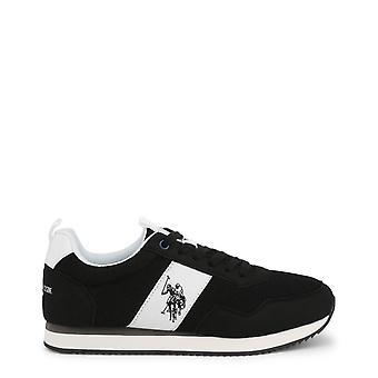 U.S. Polo Assn. Original Men Spring/Summer Sneakers - Black Color 39853