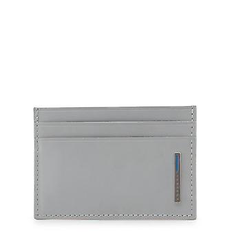 Piquadro Original Men All Year Wallet - Grey Color 32569