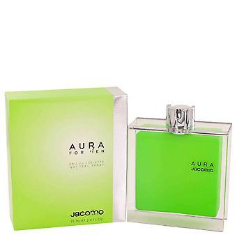 Jacomo Aura For Men Eau de Toilette 75ml EDT Spray