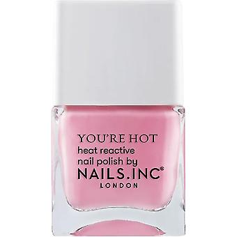 Ongles inc Are You Hot Or Not? 2020 Nail Polish Collection - Hotter Than Hot 14ml