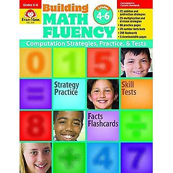 Building Math Fluency, Grades 4 - 6+