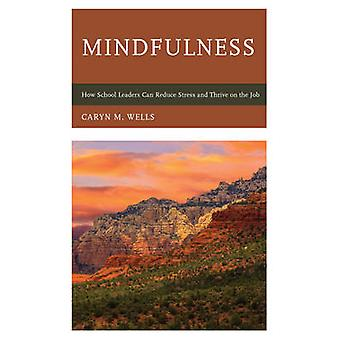 Mindfulness How School Leaders Can Reduce Stress and Thrive on the Job by Wells & Caryn