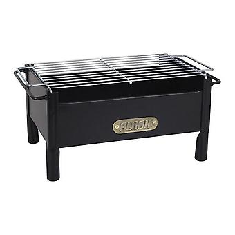 Barbecue Portable Algon Iron Black/33 x 23 cm