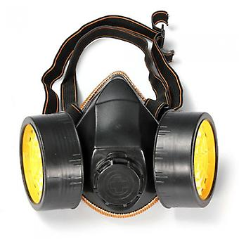 Respirator Mask - High Quality Respirator Anti-dust Chemical Gas Protection Mask - Half Face