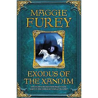 Exodus of the Xandim by Maggie Furey - 9780575076631 Book