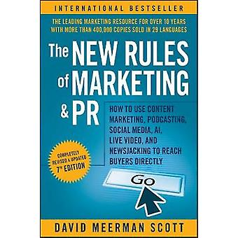 The New Rules of Marketing and PR - How to Use Content Marketing - Pod
