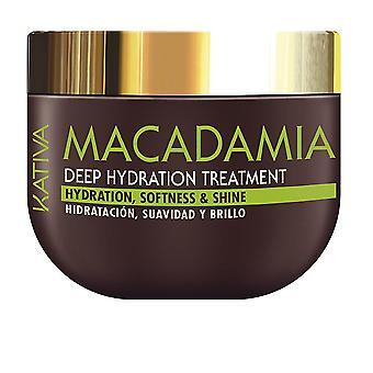 Kativa Macadamia Djup hydrering Behandling 500 gr för kvinnor
