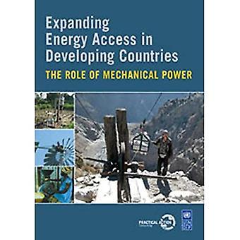 Rozszerza dostęp do energii