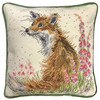 Bothy Threads Tapestry Kit - Onder de Foxgloves