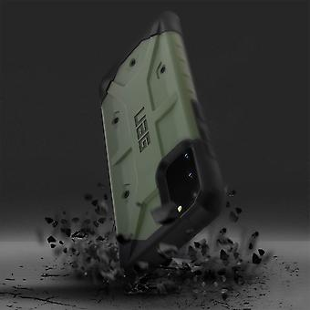 Samsung Galaxy S20 Rigid Shockproof Lightweight Pathfinder UAG Case - Green