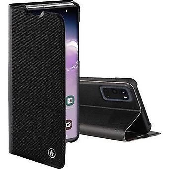 Hama Slim Pro Boekje Samsung Galaxy S20 Zwart