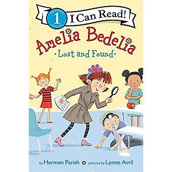 Amelia Bedelia Lost and Found by Herman Parish - 9780062961969 Book