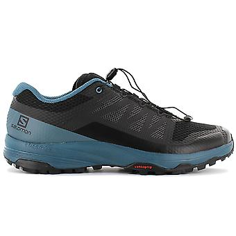 Salomon XA Discovery - Men's Hiking Shoes Black-Petrol 406619 Sneakers Sports Shoes