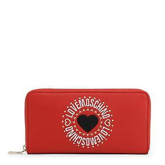 Woman synthetic wallet love moschino93847